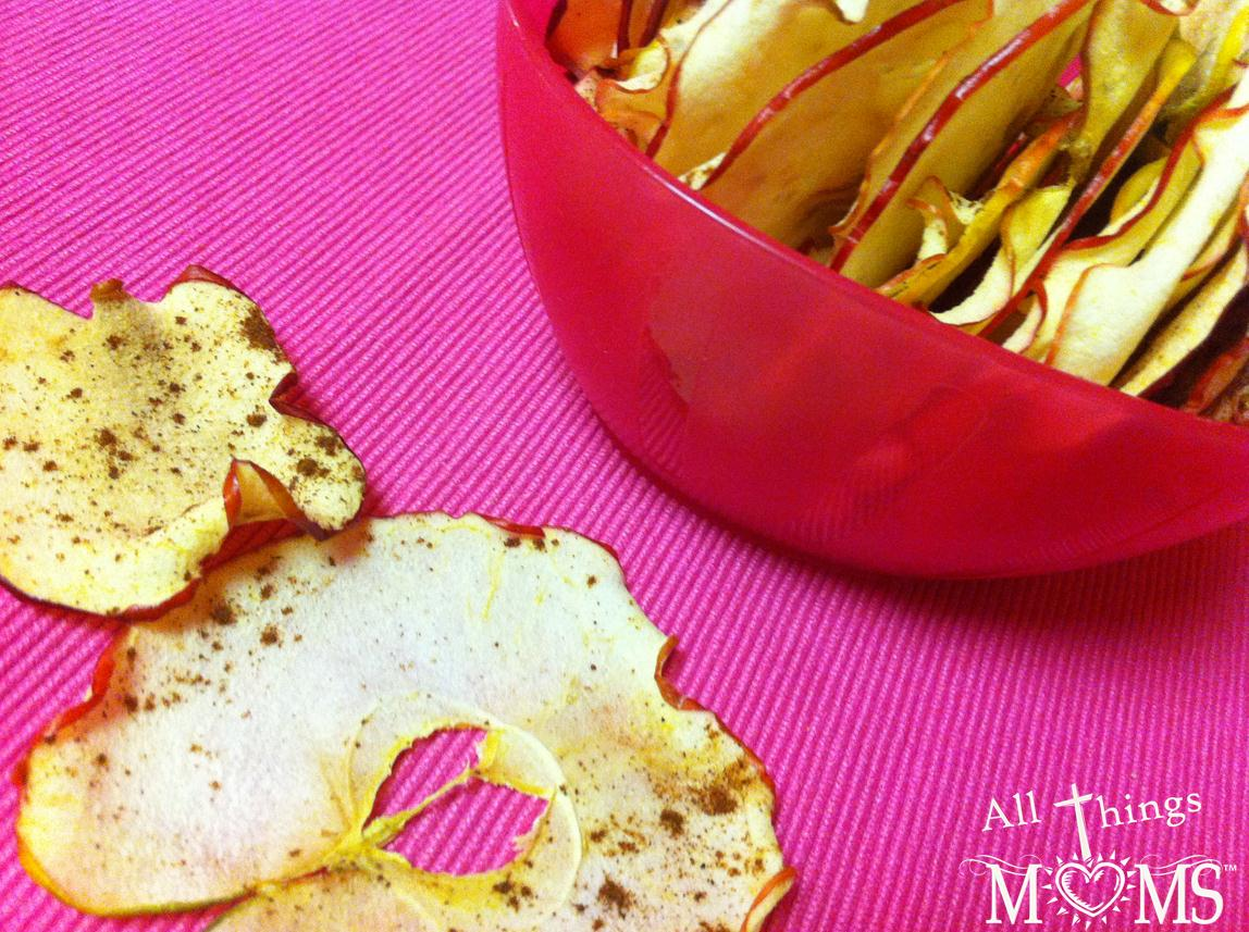 Apple Chips | All Things Moms
