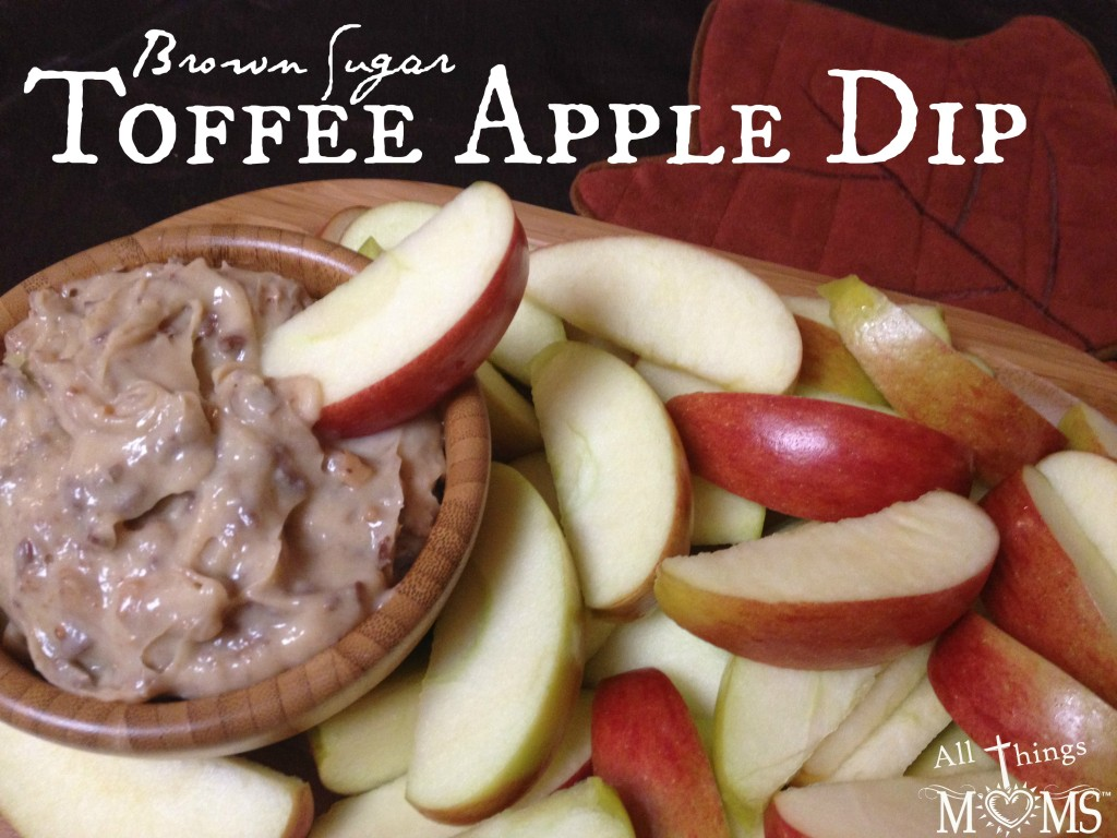 BrownSugarAppleDip