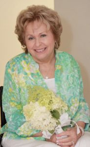 My beautiful mother, who modeled her love for God in the toughest storm.