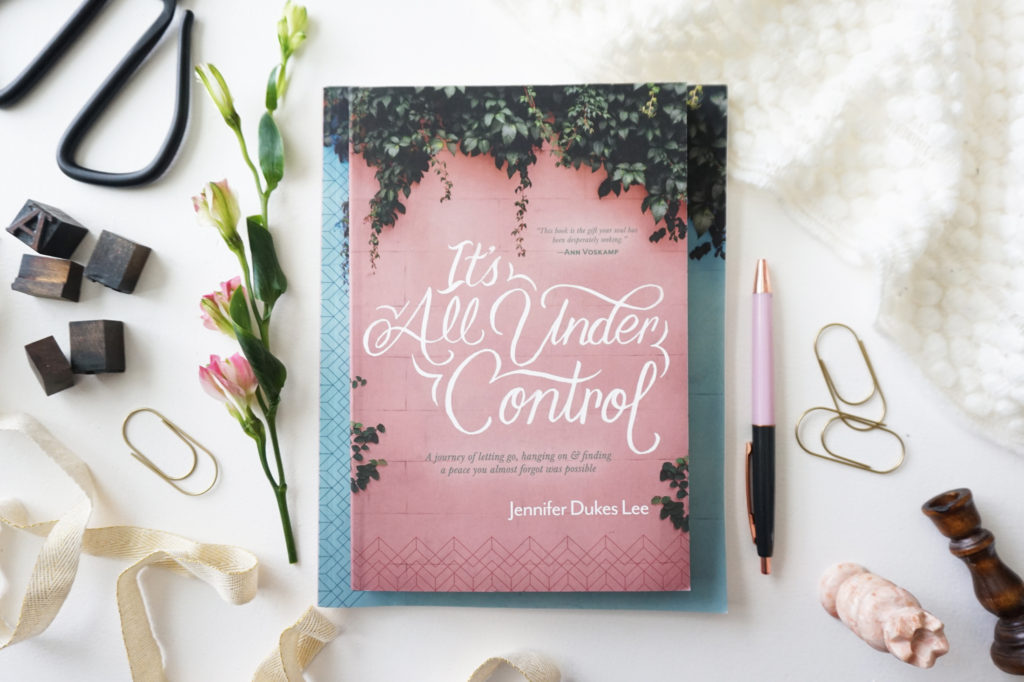 It's All Under Control by Jennifer Dukes Lee