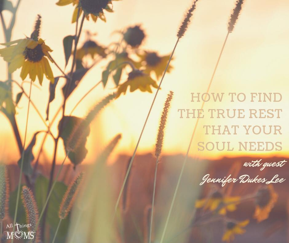 Finding True Soul Rest